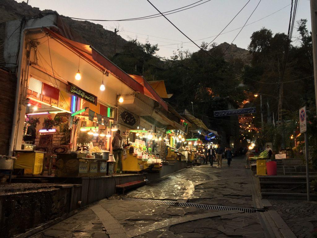 Darband-Teheran