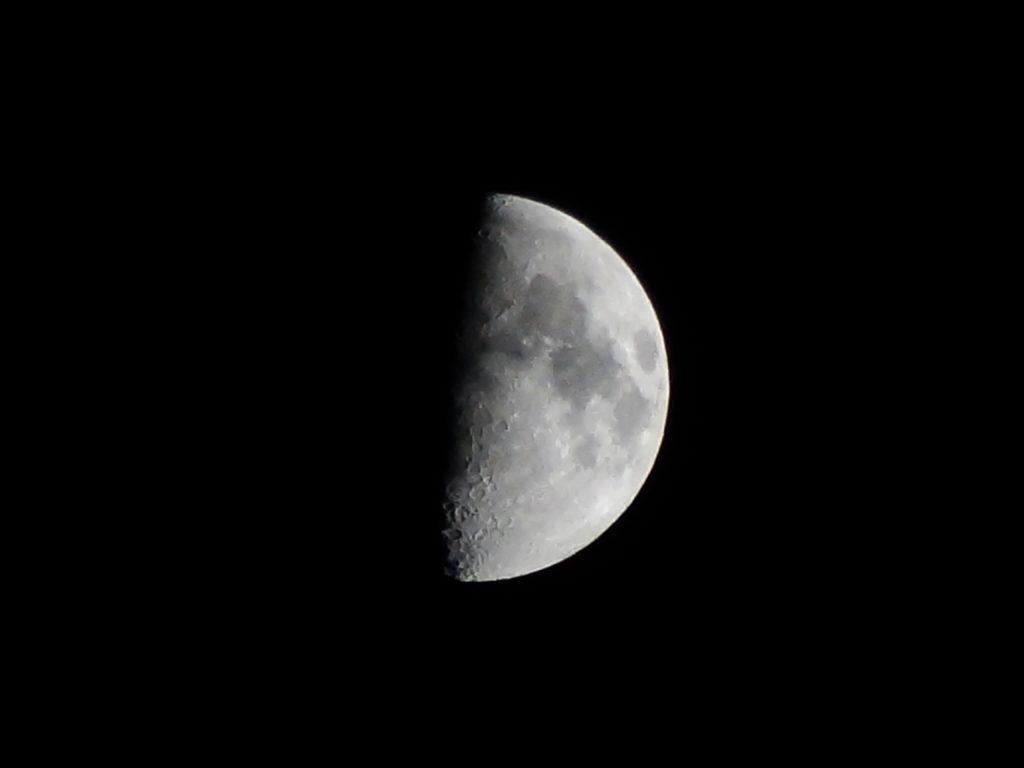 Yazd-Iran-Moon
