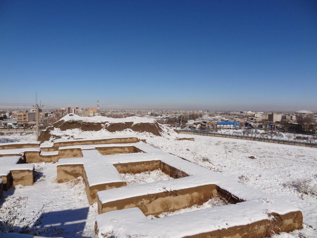 Hamedan-Snow