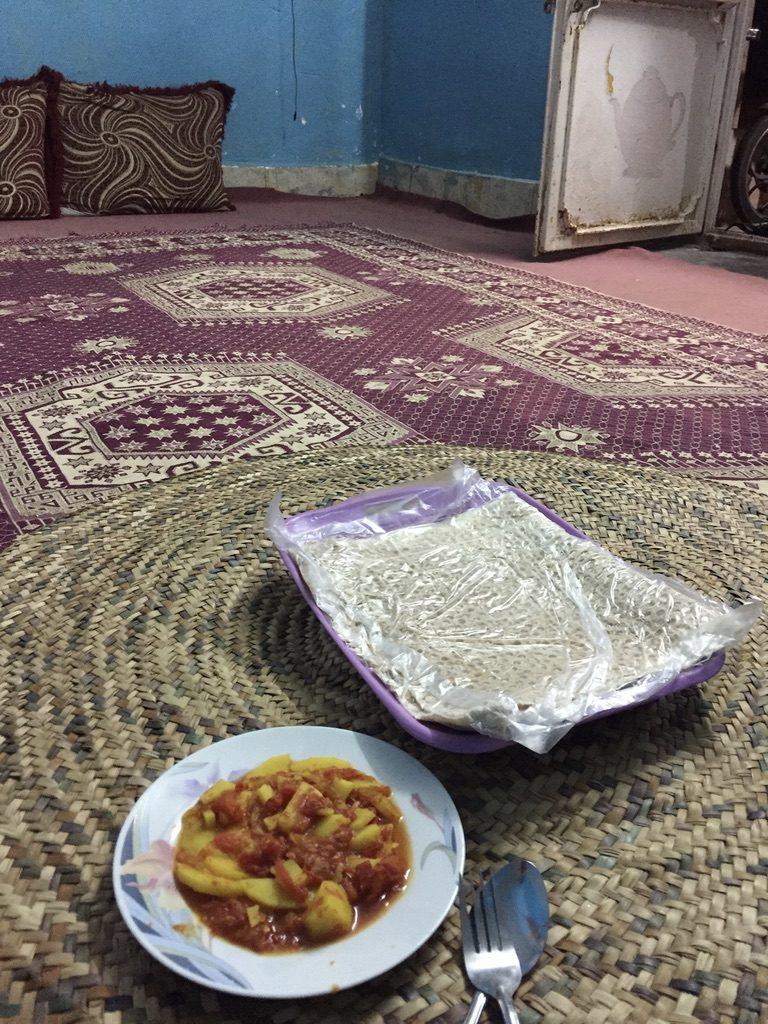 Hormoz-Nachtessen-Iran