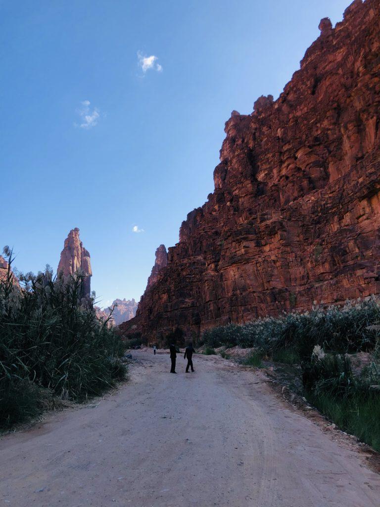 Wadi Disah