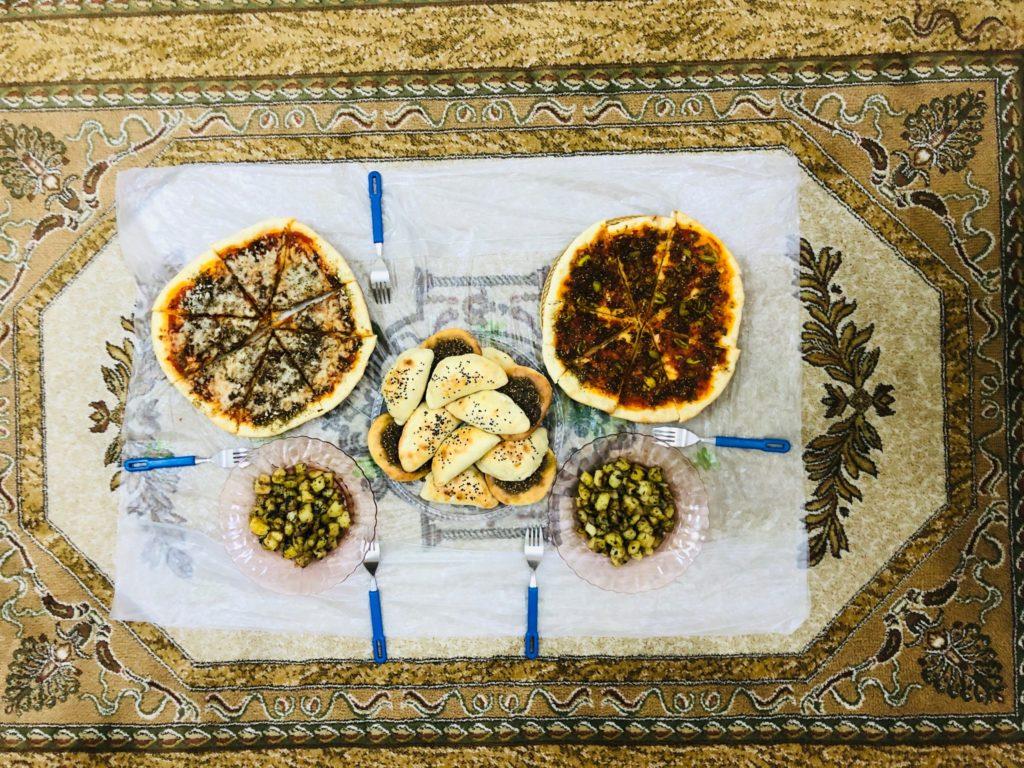 palästinensisches essen vegan